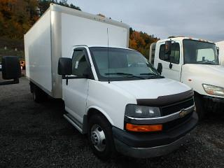 Used 2012 Chevrolet Express 3500 cube 16 pieds, Commercial Cutaway for sale in Drummondville, QC