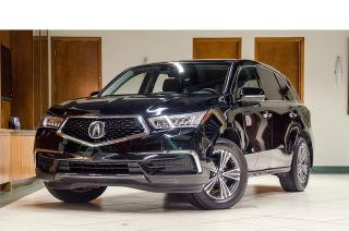 Used 2017 Acura MDX AWD for sale in Montréal, QC