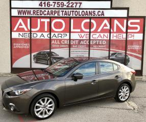 Used 2015 Mazda MAZDA3 GT-ALL CREDIT ACCEPTED for sale in Scarborough, ON