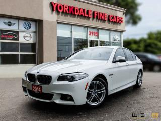 Used 2014 BMW 528 i xDrive M Sport. Navigation. 360 Camera. Very Clean for sale in Toronto, ON