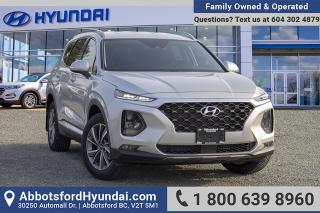New 2019 Hyundai Santa Fe Preferred 2.4 for sale in Abbotsford, BC