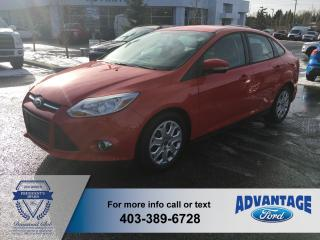 Used 2012 Ford Focus SE for sale in Calgary, AB
