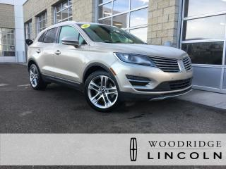 Used 2015 Lincoln MKC 2.3L ECO, RESERVE, NAVIGATION, SUNROOF, ADPT.CRUISE, LANE KEEP, AUTO PARK ASSIST, NO ACCIDENTS for sale in Calgary, AB