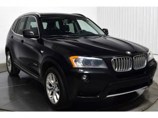 Used 2014 BMW X3 En Attente for sale in St-Hubert, QC