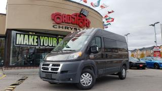 Used 2018 RAM ProMaster 2500 HIGH ROOF NAVI 3 SEATER REAR CAMERA HITCH for sale in Toronto, ON