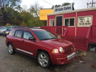 Used 2007 Jeep Compass LIMITED for sale in Toronto, ON