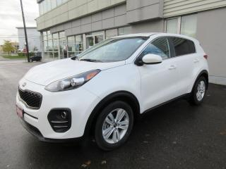 Used 2018 Kia Sportage LX FWD Demo for sale in Mississauga, ON