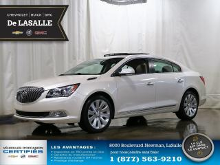 Used 2014 Buick LaCrosse for sale in Lasalle, QC