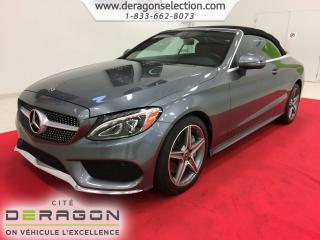 Used 2017 Mercedes-Benz C-Class C300 + Awd for sale in Cowansville, QC