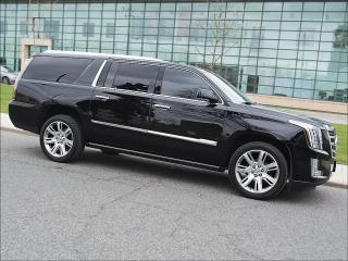 Used 2015 Cadillac Escalade ESV NAVI DUAL DVD 360 CAMERA PWR. RUNNING BOARDS for sale in Toronto, ON