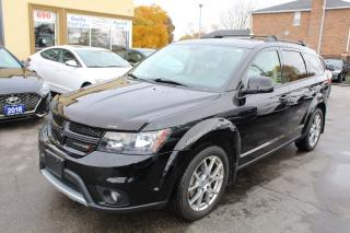 Used 2016 Dodge Journey R/T Rallye AWD 7 Passenger for sale in Brampton, ON