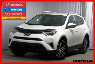 Used 2016 Toyota RAV4 Le / Cam Recul for sale in Drummondville, QC