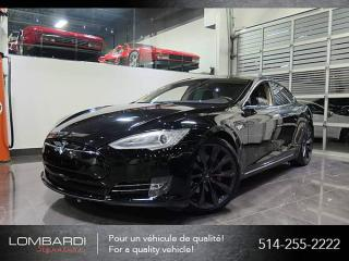 Used 2014 Tesla Model S P85+|PERFORMANCE|21'|COLD WEATHER PACK| for sale in Montréal, QC