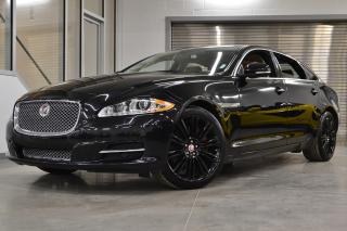 Used 2015 Jaguar XJ L for sale in Laval, QC