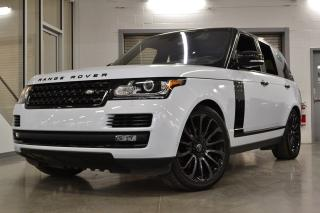 Used 2017 Land Rover Range Rover V8 for sale in Laval, QC