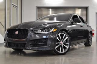 Used 2017 Jaguar XE 20d Diesel R-Sport for sale in Laval, QC