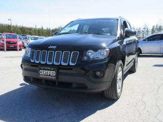 Used 2014 Jeep Compass 4WD 4DR for sale in Newmarket, ON