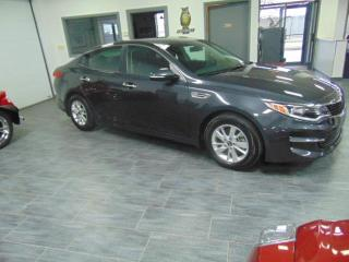 Used 2018 Kia Optima LX for sale in Châteauguay, QC