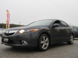 Used 2012 Acura TSX Premium / paddle shifters / loaded for sale in Newmarket, ON