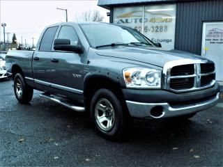 Used 2008 Dodge Ram 1500 ***SXT,QUAD CAB,4X4*** for sale in Longueuil, QC