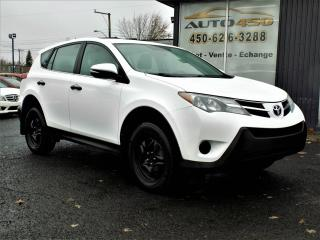 Used 2013 Toyota RAV4 ***LE,4X4,AIR CLIMATISE*** for sale in Longueuil, QC