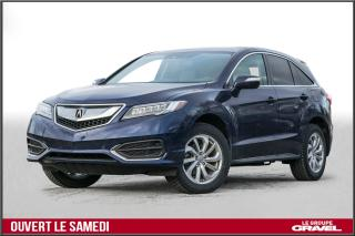 Used 2017 Acura RDX Tech Pack - Nav for sale in Ile-des-Soeurs, QC