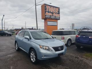 Used 2010 Lexus RX 350 **MINT**ONE OWNER**NO ACCIDENT**ONLY 162KMS**NAVI for sale in London, ON