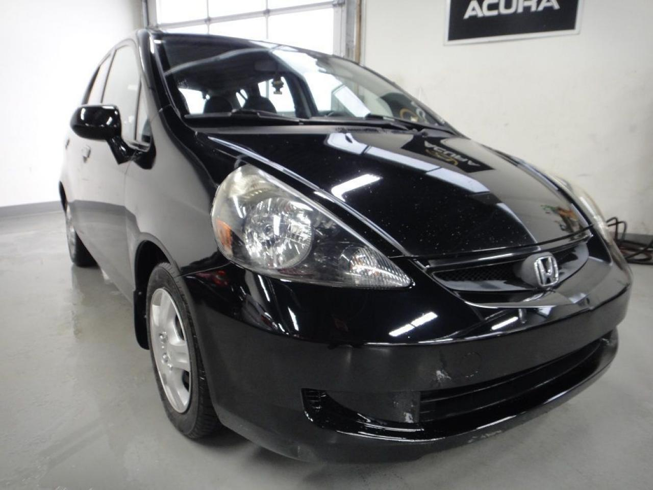 2008 Honda Fit DX MODEL,AUTO,A/C,ALL SERVICE RECORDS