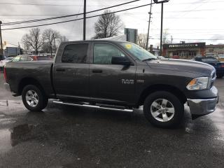 Used 2017 RAM 1500 ST Crew Cab Only 36600 km for sale in Perth, ON