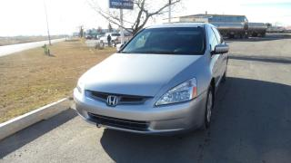 Used 2003 Honda Accord LX-G for sale in Calgary, AB