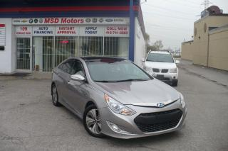 Used 2013 Hyundai Sonata Limited w/Technology Pkg for sale in Toronto, ON