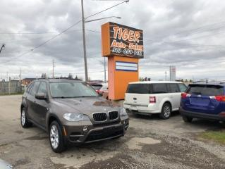 Used 2013 BMW X5 35i*CAMS**NAVI**ONLY 107KMS**PANO**BROWN LEATHER for sale in London, ON