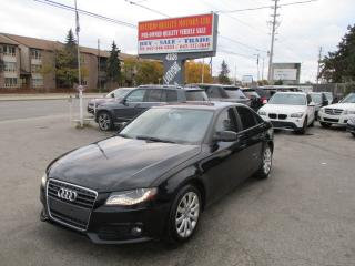 Used 2012 Audi A4 2.0T Quattro for sale in Toronto, ON