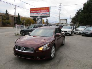 Used 2012 Nissan Maxima 3.5 SV for sale in Toronto, ON