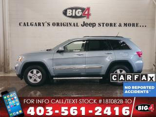 Used 2013 Jeep Grand Cherokee Laredo for sale in Calgary, AB
