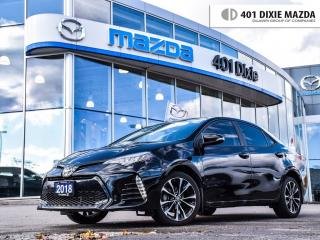 Used 2018 Toyota Corolla XSE, ONE OWNER, NO ACCIDENTS, FINANCE AVAILABLE for sale in Mississauga, ON