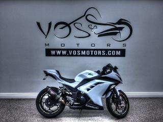 Used 2015 Kawasaki Ninja 300 EX300BEF - Free Delivery in GTA** for sale in Concord, ON