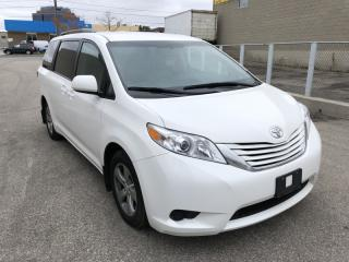Used 2017 Toyota Sienna LE I BACK UP CAMERA I 8-Pass for sale in Toronto, ON