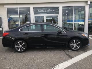 Used 2017 Subaru Legacy 3.6R w/Limited & Tech Pkg for sale in Vernon, BC