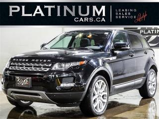 Used 2012 Land Rover Evoque Range Rover Pure Premium, NAVI, Pano ROOF, CAM Range Rover Evoque for sale in Toronto, ON