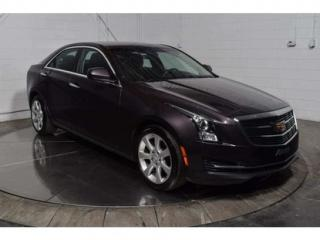 Used 2015 Cadillac ATS En Attente for sale in L'ile-perrot, QC