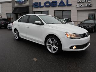Used 2014 Volkswagen Jetta TDI HIGHLINE LEATHER SUNROOF . for sale in Ottawa, ON
