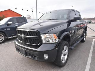 Used 2015 RAM 1500 OUTDOORSMAN DIESEL/REMOTE STARTER/20 INCH WHEELS ! for sale in Concord, ON