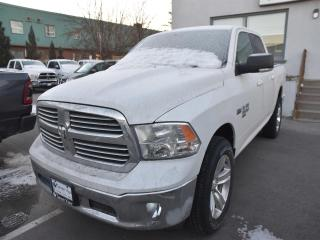 New 2019 RAM 1500 Classic SLT|4X4|NAV|REMOTE START|APPLE CARPLAY for sale in Concord, ON
