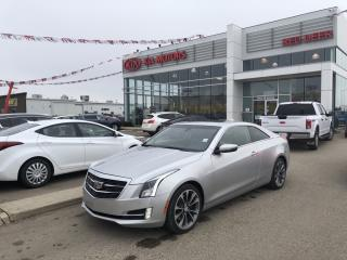 Used 2015 Cadillac ATS 2.0L Turbo Luxury for sale in Red Deer, AB