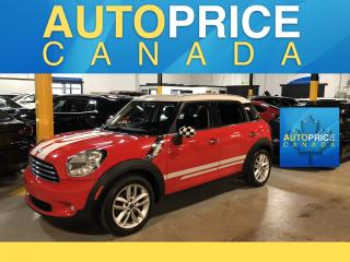 Used 2011 MINI Cooper Countryman BLUETOOTH|HEATED SEATS|PAN ROOF for sale in Mississauga, ON
