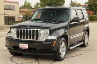 Used 2009 Jeep Liberty Sport CERTIFIED for sale in Waterloo, ON