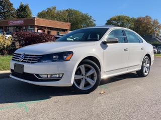 Used 2013 Volkswagen Passat COMFORTLINE for sale in Mississauga, ON