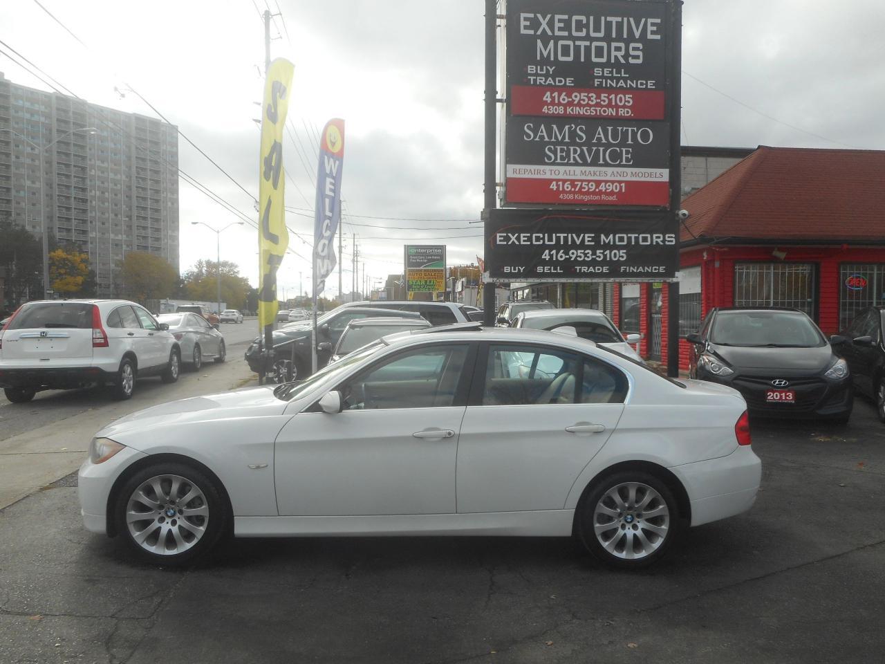 2008 BMW 3 Series 335xi / ALL WHEEL / SUPER CLEAN / CERTIFIED /