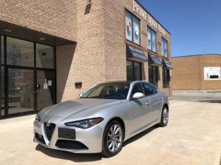 Used 2017 Alfa Romeo Giulia TI for sale in Concord, ON